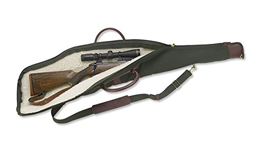 Orvis Battenkill Rifle Case (Orvis Leather Luggage)