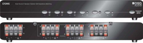 4 Multi Zone Speaker Selectors - 6