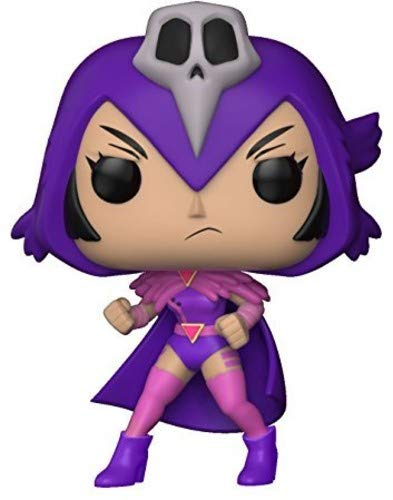 Funko POP TV: Teen Titans GO! The Night Begins to Shine - Raven Collectible Figure -