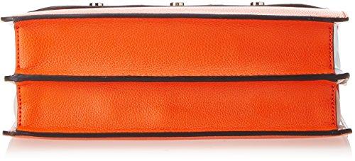 10x23x27 femme H Hobo 5 Guess cm Bags x L Sacs bandoulière W Orange wFInYgqn