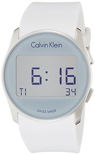 Calvin Klein Unisex White Watches