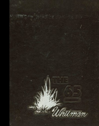 (Reprint) 1965 Yearbook: Walt Whitman High School, Huntington Station, New - Huntington Whitman Walt