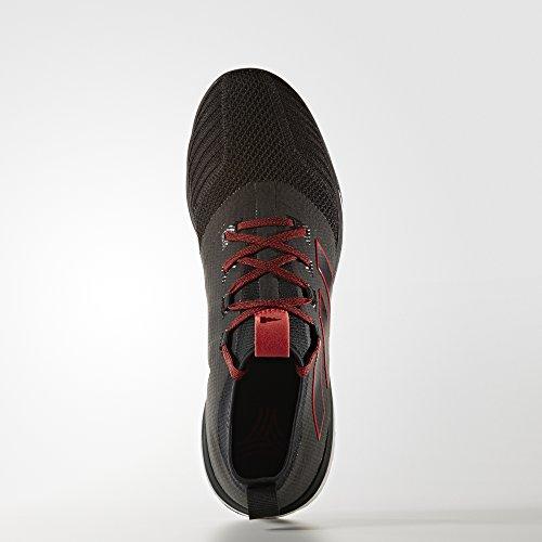 Adidas Ace Tango 17.1 TR, Scarpe da Ginnastica Uomo, Nero (Negbass/Rojo), 44 EU