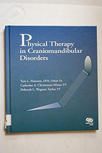 Physical Therapy in Craniomandibular Disorders
