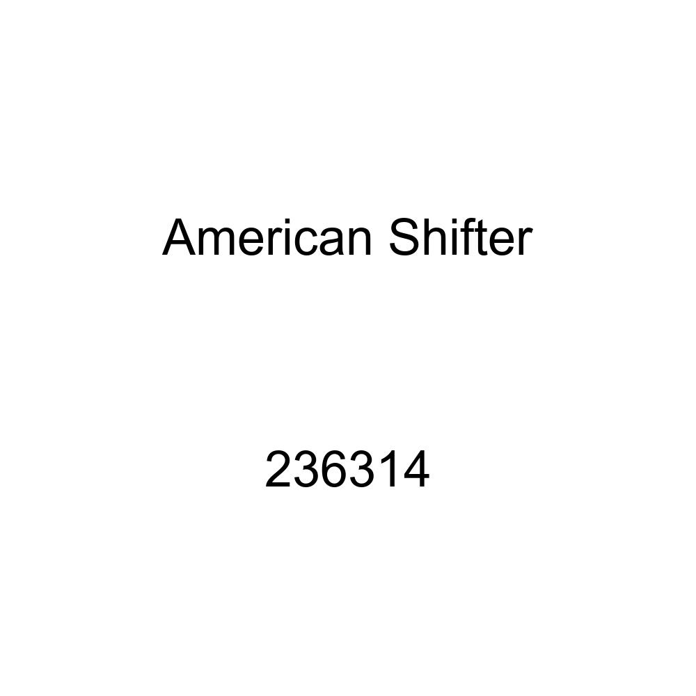 American Shifter 273394 Green Haters Stripe Shift Knob with M16 x 1.5 Insert