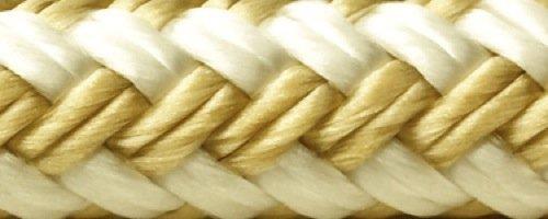 Seachoice Anchor Line vergoldet/W BRD 3/8INX15 Seachoice