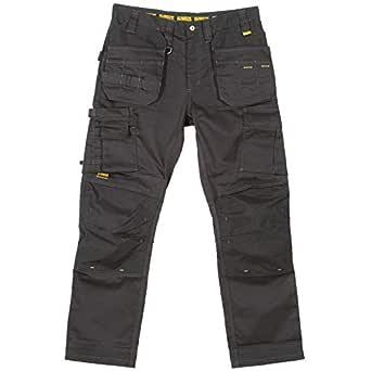 Pantal/ón el/ástico 3D 40 W//33 L color negro DeWalt THURLSTON