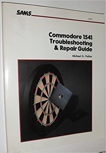 Commodore 1541 Troubleshooting and Repair Guide by Mike Peltier (1986-01-01)