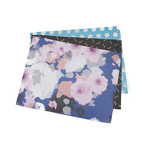Artsy Paper - Hallmark Signature Wrapping Paper By The Sheet Bundle (Artsy)