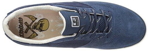 Der Sabbat-Skate-Schuh der Kugel-Männer Blau
