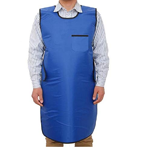 Lolicute Lead Apron,X-Ray Protection Apron 0.35mmPb and Lead Vest Cover Shield 35.4''23.6'' for X-Ray Radiation Front Protective by Lolicute (Image #3)