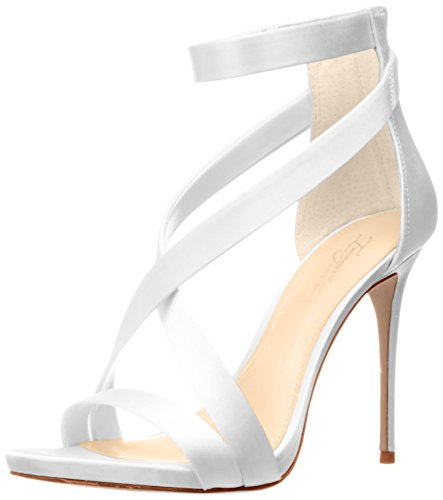 Imagine White Pure Sandal Camuto Vince Devin Women Dress qwxa18qF