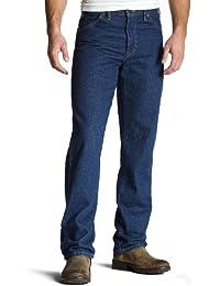 Dickies 9393RNB Jeans Básicos para Hombre, color Rinsed Indigo Blue