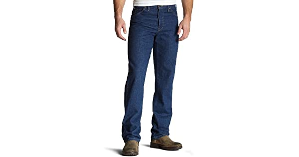 Amazon.com: Dickies jeans de cinco bolsillos, corte recto ...