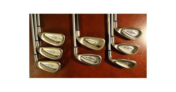 Amazon.com: Callaway X-14 4-PW + SW Big Bertha Regular Flex ...