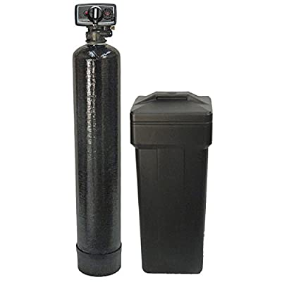 Fleck 5600 Well Water Softener Removes: Hardness, Iron & Sulfur In One System Eradicator 2000 w/ KDF85