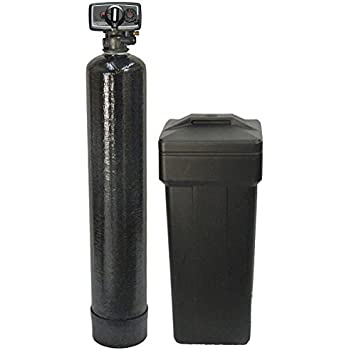 Fleck 5600 Well Water Softener Removes Hardness Iron