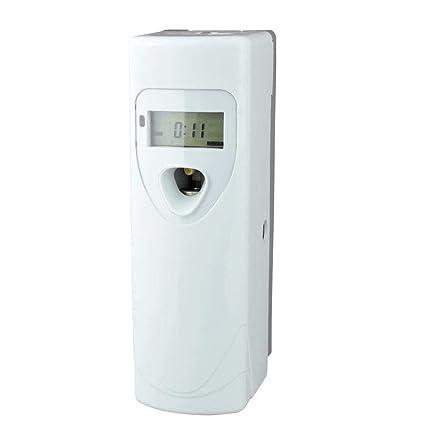 ELETA comercial dispensador ambientador automático suministros [sin puede] (blanco)