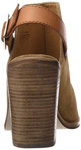 Steve Madden tallen - Sandalias de vestir para mujer Tan