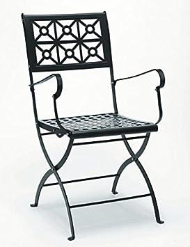 Ideapiu 2 poltroncine Plegable con reposabrazos, sillón de ...