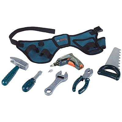 Theo Klein Bosch Toy Tool Belt: Toys & Games