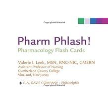 Pharm Phlash!: Pharmacology Flash Cards by Valerie I. Leek MSN RN CMSRN (2008-09-10)