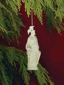 3-D STATUE OF FREEDOM ORNAMENT