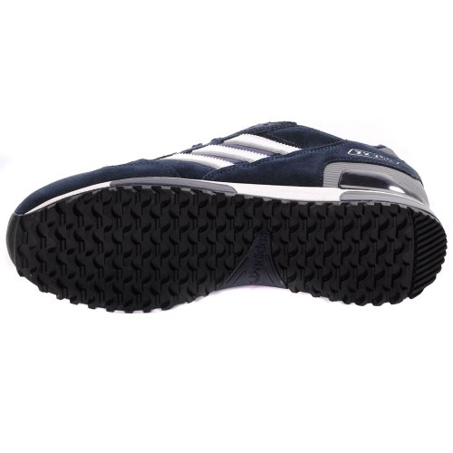 Adidas Originals ZX 750Sneaker, Marineblau, Weiß