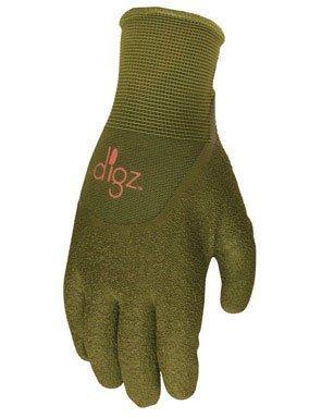 digz Garten Handschuh Latex groß von Big Time Produkte