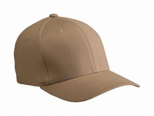 Flexfit Premium Original Wooly Combed Twill Cap 6277 (S/M (6 3/4-7 1/4), ()