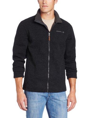 Merrell Men's Big Sky Jacket, Black, Medium