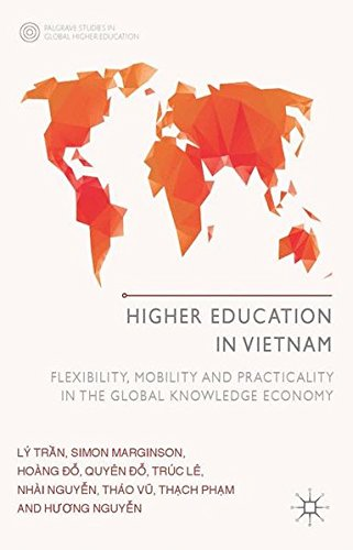 Higher Education in Vietnam: Flexibility, Mobility and Practicality in the Global Knowledge Economy (Palgrave Studies in Global Higher Education) by Palgrave Macmillan