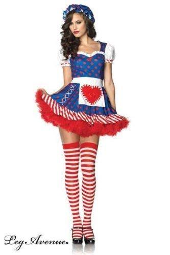 Darling Dollie Costume (Leg Avenue Darling Dollie (Small) by Leg)