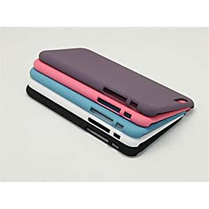 LCJ Specially Designed Pattern PC Soft Cover for iPhone 6 Plus (Assorted Colors) , Blue