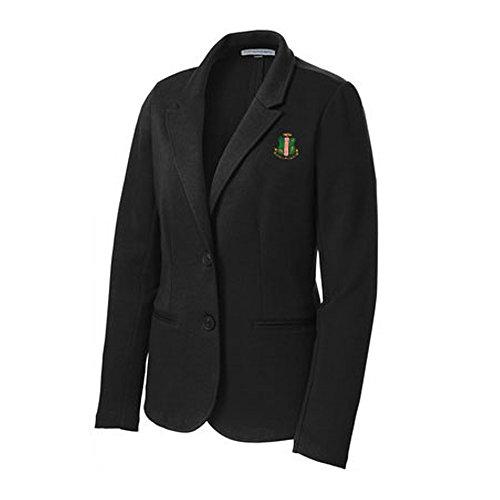 Alpha Kappa Alpha Crest Blazer XX-LargeBlack