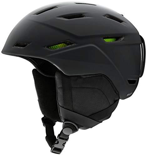 Smith Optics Mission Adult Ski Snowmobile Helmet - Matte -
