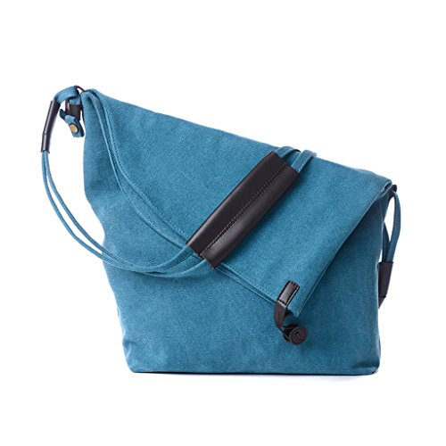 Khaki Blue Lifebe Messenger Fashional BG Satchel Canvas Bag traveling body Tote Shoulder bags Cross Single rwrpq6O