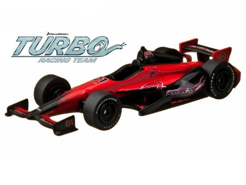 GREENLIGHT 1:64 HOLLYWOOD DREAM WORKS TURBO ADRENALODE INDYCAR green light one sixty-four scale Hollywood DreamWorks