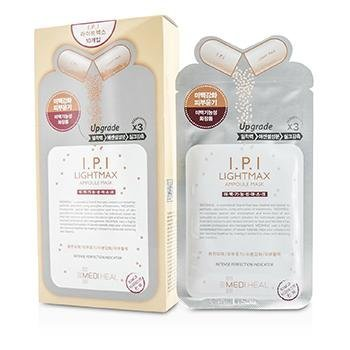 [MEDIHEAL] I.P.I Lightmax Ampoule Mask 25ml Pack of 10