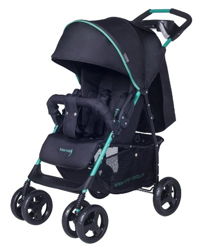 knorr-baby 820001 Sportwagen Vero mit Schlummerverdeck