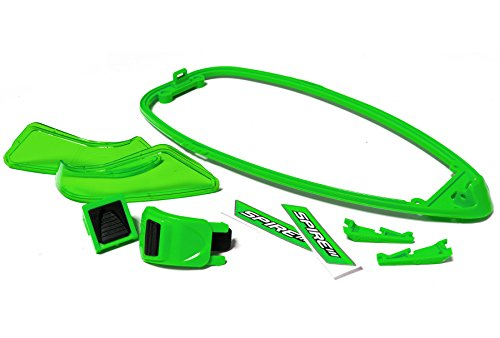 Virtue Paintball Spire III Loader Color Kit (Lime)