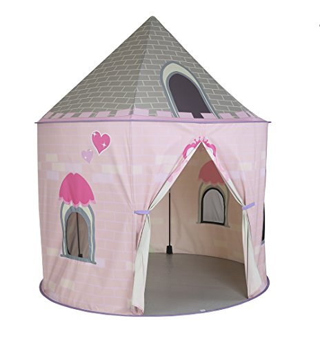 Pacific Play Tents Kids Princess Castle Pavilion - 59'' x 40'' x 63'' by Pacific Play Tents