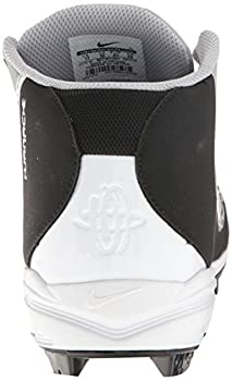 Nike Mens Huarache 2kfilth Pro Baseball Cleat Wolf Greyanthracitewhiteblack Size 8.5 M Us 1