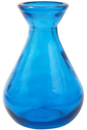 Aqua Blue 5.1 oz. Teardrop Reed Diffuser Vase ()