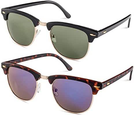 Stylle Clubmaster Sunglasses