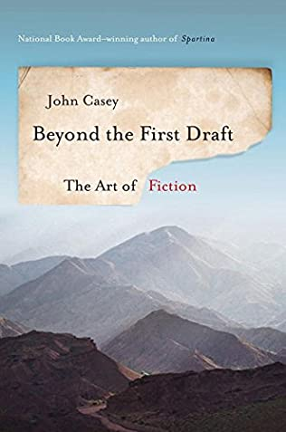 book cover of Beyond the First Draft