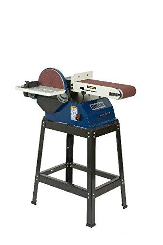"RIKON Power Tools 50-122 6"" x 48"" Belt / 10"" Disc Sander, ,"