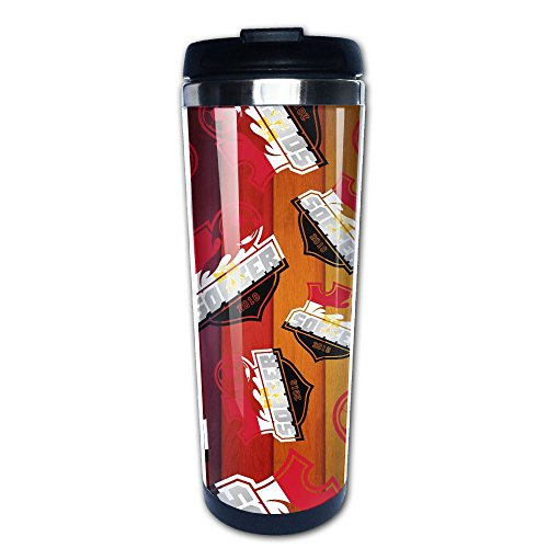 400 Egypt Air (2018 Soccer Egypt Gift Vacuum Insulated Tumbler Travel Mugs Portable Stainless Steel Coffee Cups)