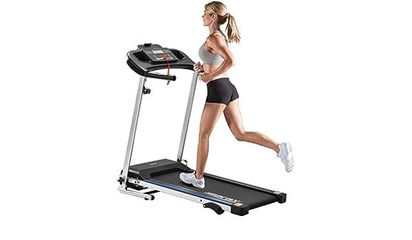 Kanavi Cinta de correr, dispositivo de gimnasia eléctrico plegable ...