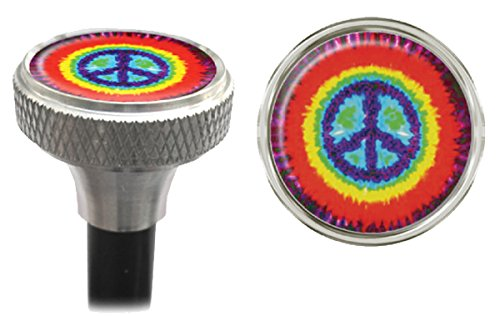 Clean Motion Peace Capperz Valve Stem Caps